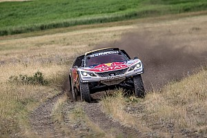 Cross-Country Rally Stage report Silk Way Rally: Peterhansel and Nikolaev, victories good for the moral