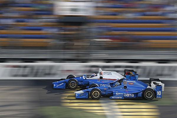 IndyCar Ganassi returns to two IndyCar entries for 2018