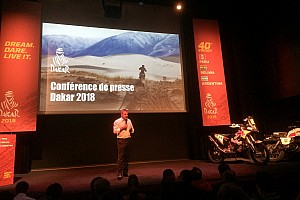 Dakar News Endgültige Route der Rallye Dakar 2018 vorgestellt