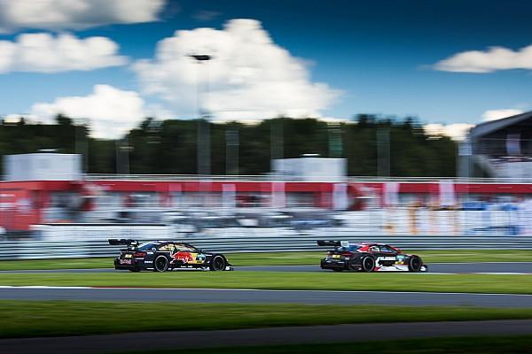 DTM Audi shrugs off complaints over Muller's