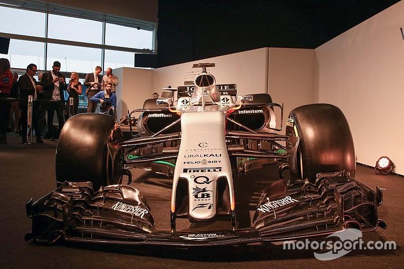 Tech analyse: De Force India VJM10 ontleed