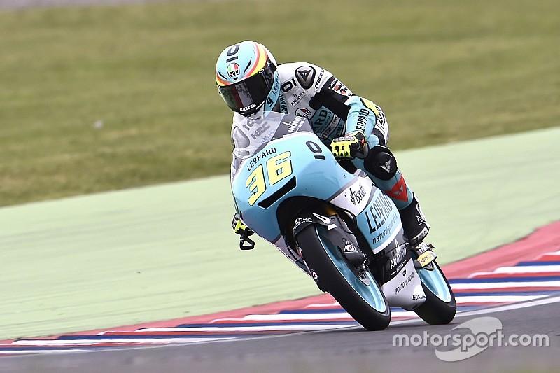 【Moto3】アルゼンチン決勝:ミル開幕2連勝目。鈴木竜生が8位入賞