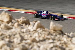 Formula 1 Breaking news Line-up pembalap tes F1 Bahrain