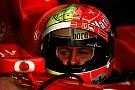 Alle Helmdesigns von Michael Schumacher in der Formel 1