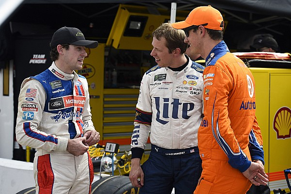 NASCAR 2018: Penske wird 3-Wagen-Team mit Ryan Blaney