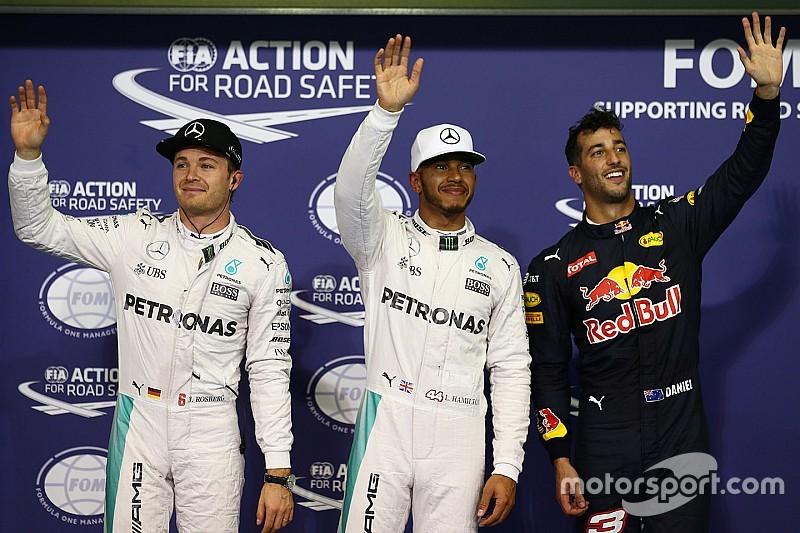 GP Abu Dhabi: Hamilton rebut pole krusial di ronde penentuan
