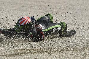 MotoGP Toplijst In beeld: De spectaculairste crashes van de GP van San Marino