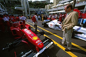 Формула 1 Новость Ньюи трижды был близок к подписанию контракта с Ferrari