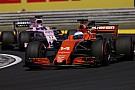 Formula 1 Perez: Alonso'nun yapacağı şey hemen hemen imkansız