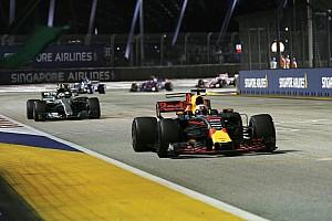 F1 Noticias de última hora Red Bull pensó que perderían el podio por una falla en el coche de Ricciardo