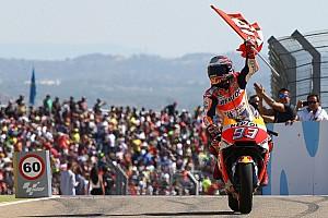 MotoGP Reporte de la carrera Márquez gana en Aragón y se escapa al frente del Mundial