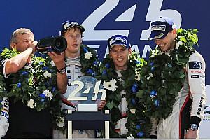 Le Mans Intervista Timo Bernhard: