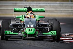 Formula Renault Reporte de la carrera Fenestraz fue tercero en la segunda carrera