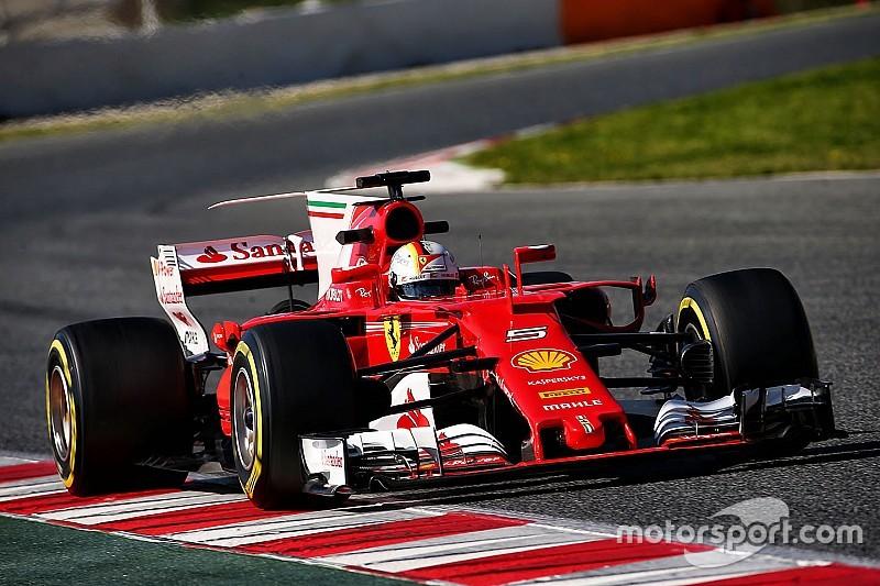 Vettel impressionne mais refuse de s'emballer