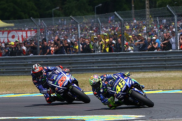 "MotoGP Rossi: Le Mans crash a ""consequence"" of earlier mistake"