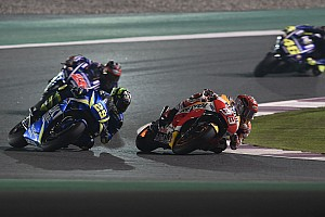 """MotoGP Noticias Iannone: """"Podía haber terminado en el podio si no me caigo"""