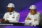 Хемілтон і Боттас відвідають прес-конференцію FIA у четвер