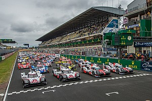 Le Mans Sonuçlar 2017 Le Mans 24 Saat: Yarış gridi