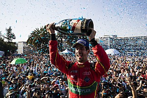 Formula E Breaking news Di Grassi went from