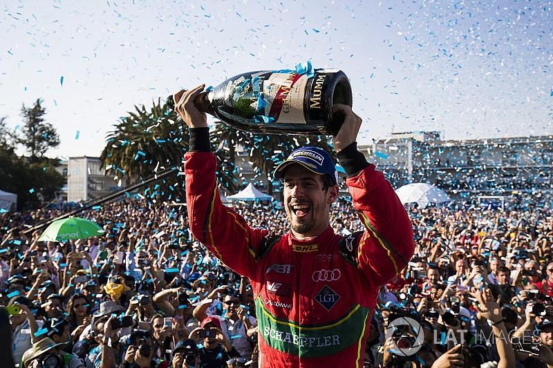 """迪格拉西:墨西哥ePrix之胜如同""""从地狱到天堂"""""""