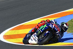 MotoGP Practice report Valencia MotoGP: Lorenzo stays on top in second practice