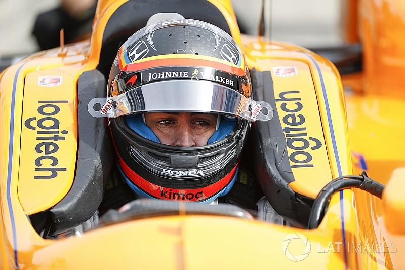 Алонсо решил компенсировать незнание овалов опытом в Ф1