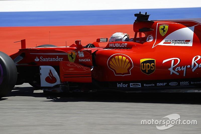 """A Ferrari boldog: """"Kimi úgy ment, mint egy rakéta"""""""