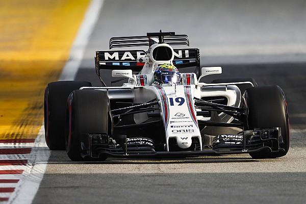 Масса будет болеть за McLaren в Сингапуре
