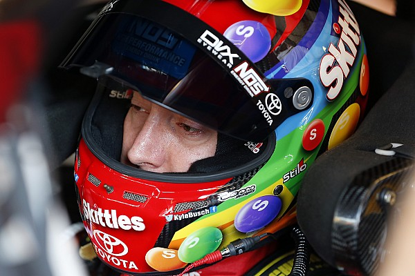 NASCAR Cup Kyle Busch leads the way in final practice at Chicagoland