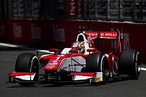 FIA F2 予選レポート 【F2】バクー予選: PPはルクレール。松下2番手でグリッド最前列