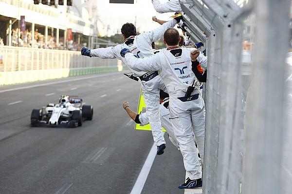 F1 速報ニュース 【F1】初表彰台のストロール「批判はただの