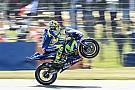 """Rossi: """"Hoy Miller tuvo mucha suerte"""""""