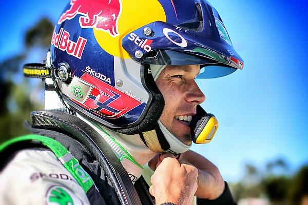 WRC Breaking news Mikkelsen gabung ke Citroen WRC untuk Reli Italia