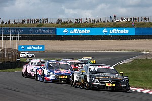 DTM Breaking news Berger pushing to axe
