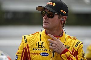 IndyCar Noticias de última hora Vídeo: Hunter-Reay corre en IndyCar tras sufrir un accidente de 139G