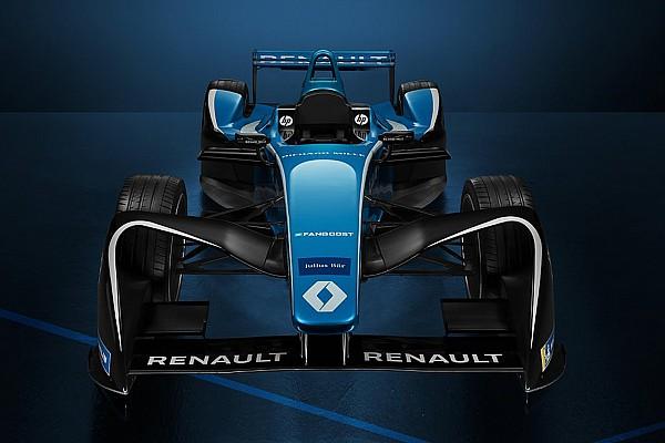 GALERÍA: Renault presentó su coche para la FE 2017-18