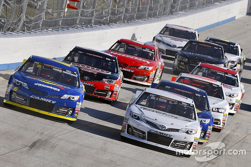 Gateway IndyCar race to be supported by NASCAR K&N Pro Series
