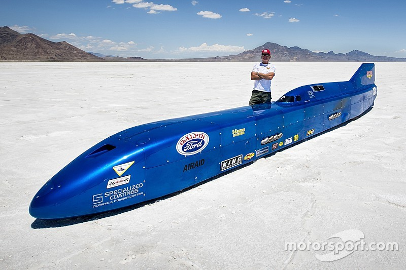 Land Speed Record >> Danny Thompson Aims For Land Speed Record General News