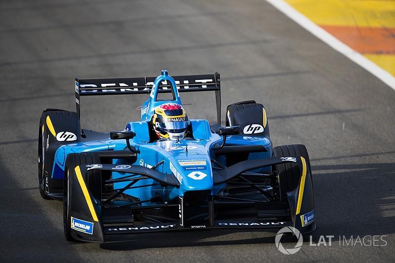 Buemi se impone en el segundo día de pruebas de Fórmula E