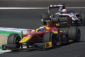 """FIA F2 Nieuws De Vries trots op team na sterke wedstrijd: """"We kregen wat we verdienden"""""""