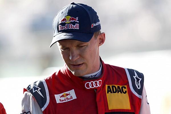 Экстрем завершил карьеру в DTM, его заменит Фрейнс