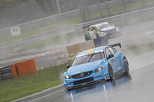 WTCC Race report China WTCC: Race 2 abandoned due to rainfall