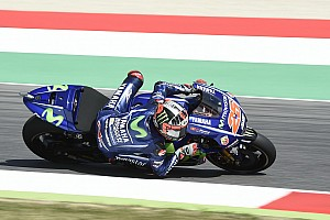 MotoGP Qualifying report Mugello MotoGP: Vinales on pole ahead of home hero Rossi