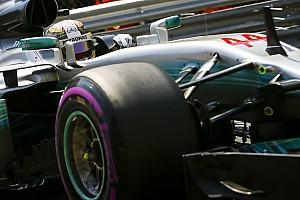 Mercedes: la portaerei W08 soffre senza la sospensione idraulica?