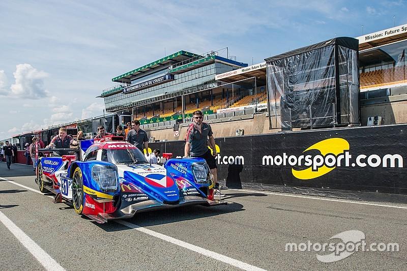 Les plus belles photos de la Journée Test des 24 Heures du Mans
