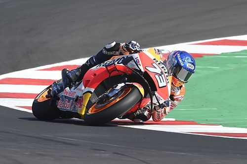 "Unfit riders just ""passengers"" on ""demanding"" Honda - Marquez"