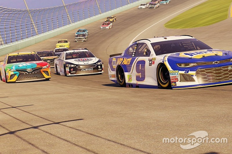 eNASCAR Heat Pro League registration is complete