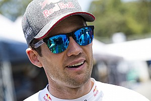 Ogier to start Citroen tests next week