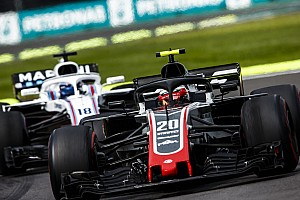 Gebrek aan F1-cultuur een voordeel van Haas, vindt Magnussen