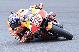 "Marquez lacked ""confidence"" on second bike after crash"